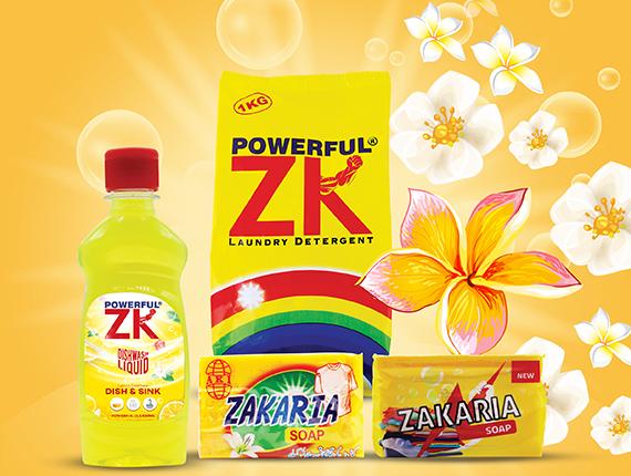A K Industries – Zakaria Group